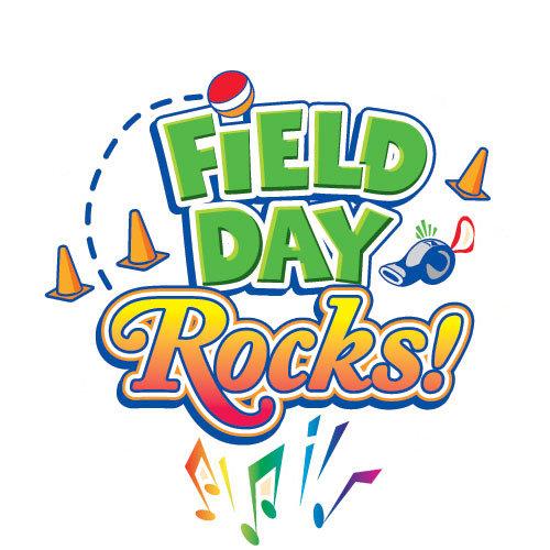 ... Field Day Rocks! Temporary Tattoos; Field Day Clipart ...