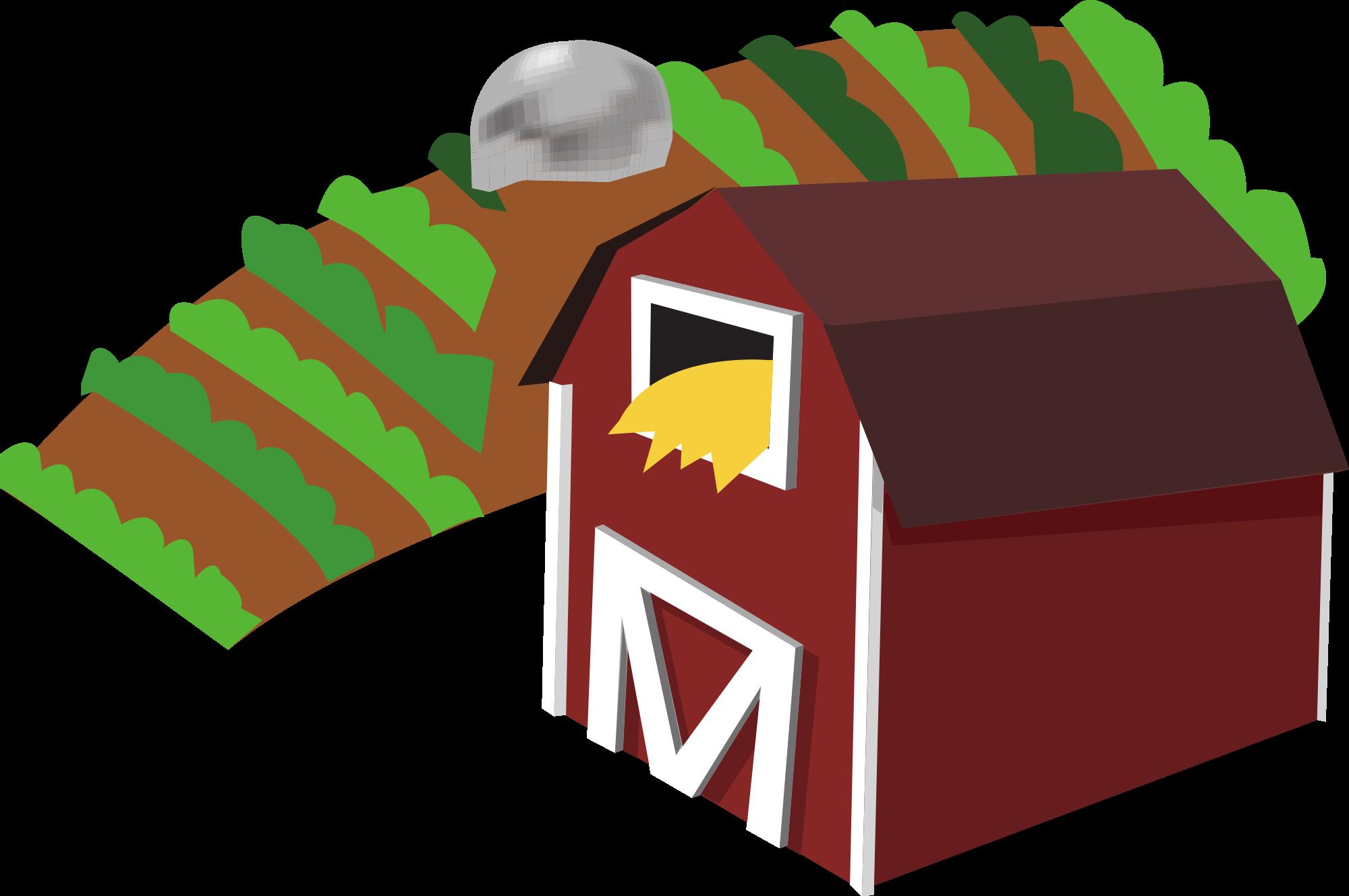 File barn with farm clip art svg wikimediamons