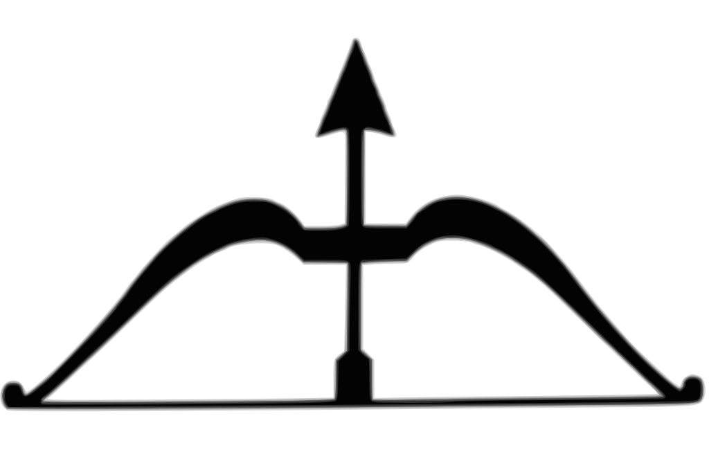 File:Indian Election Symbol Bow And Arrow.svg - Wikimedia Commons. Aiga Down Arrow small clipart ...