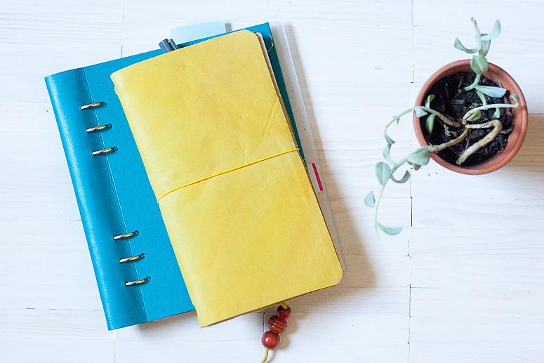 Filifax Friday - Journaling and the Clip Book - Callaloo Soup -2