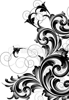 Filigree Clip Art | Search for stock photos, illustrations, video, audio and editorial