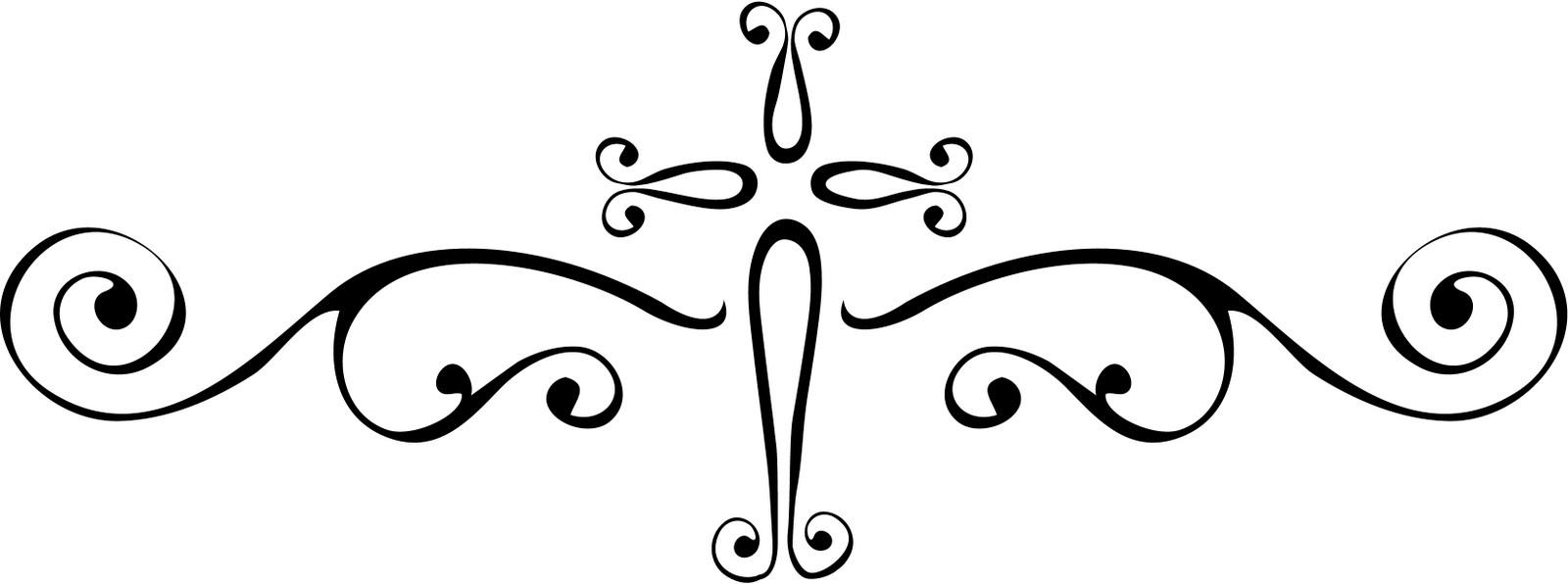 Filigree Cross Clip Art ..
