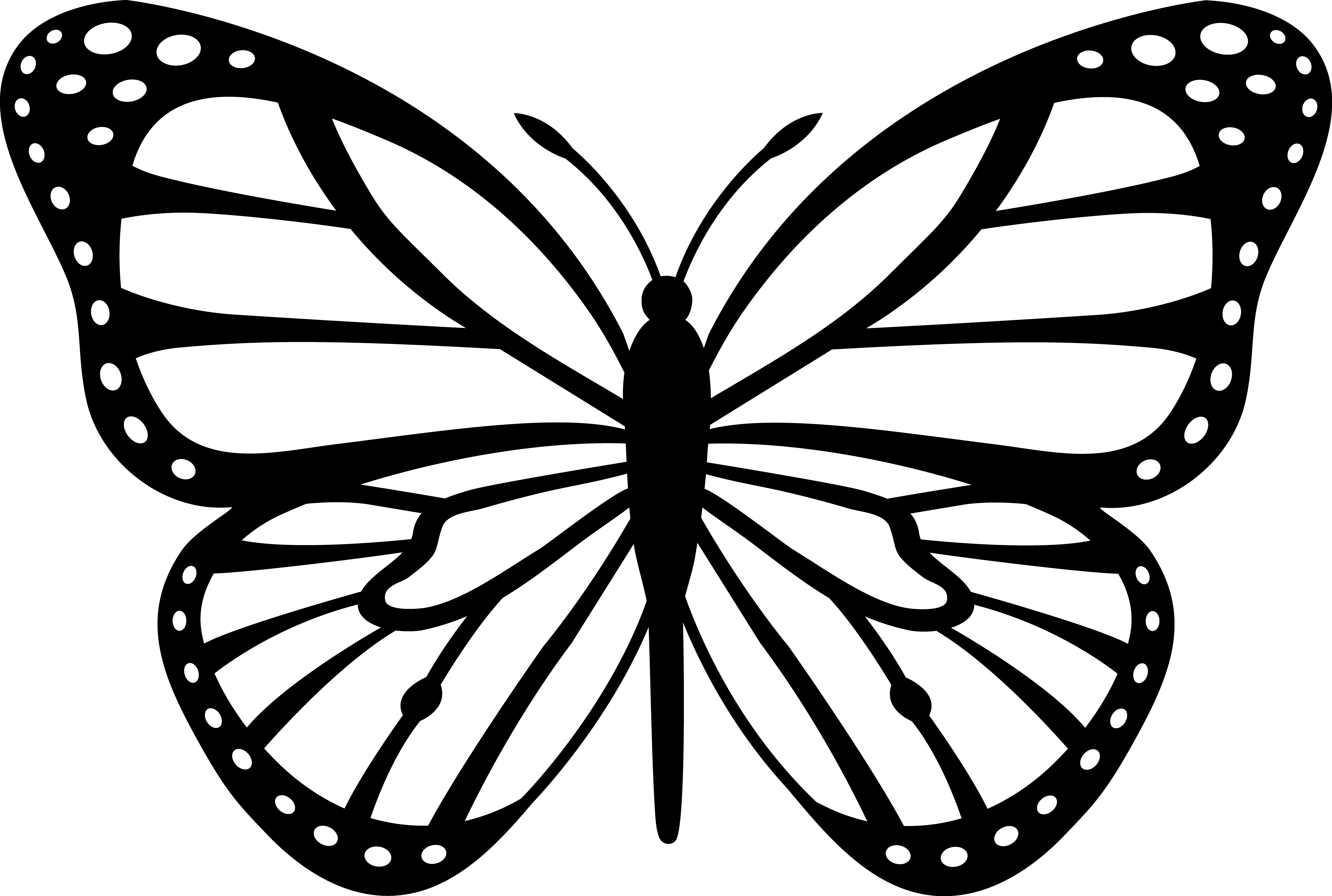 film clipart black and white