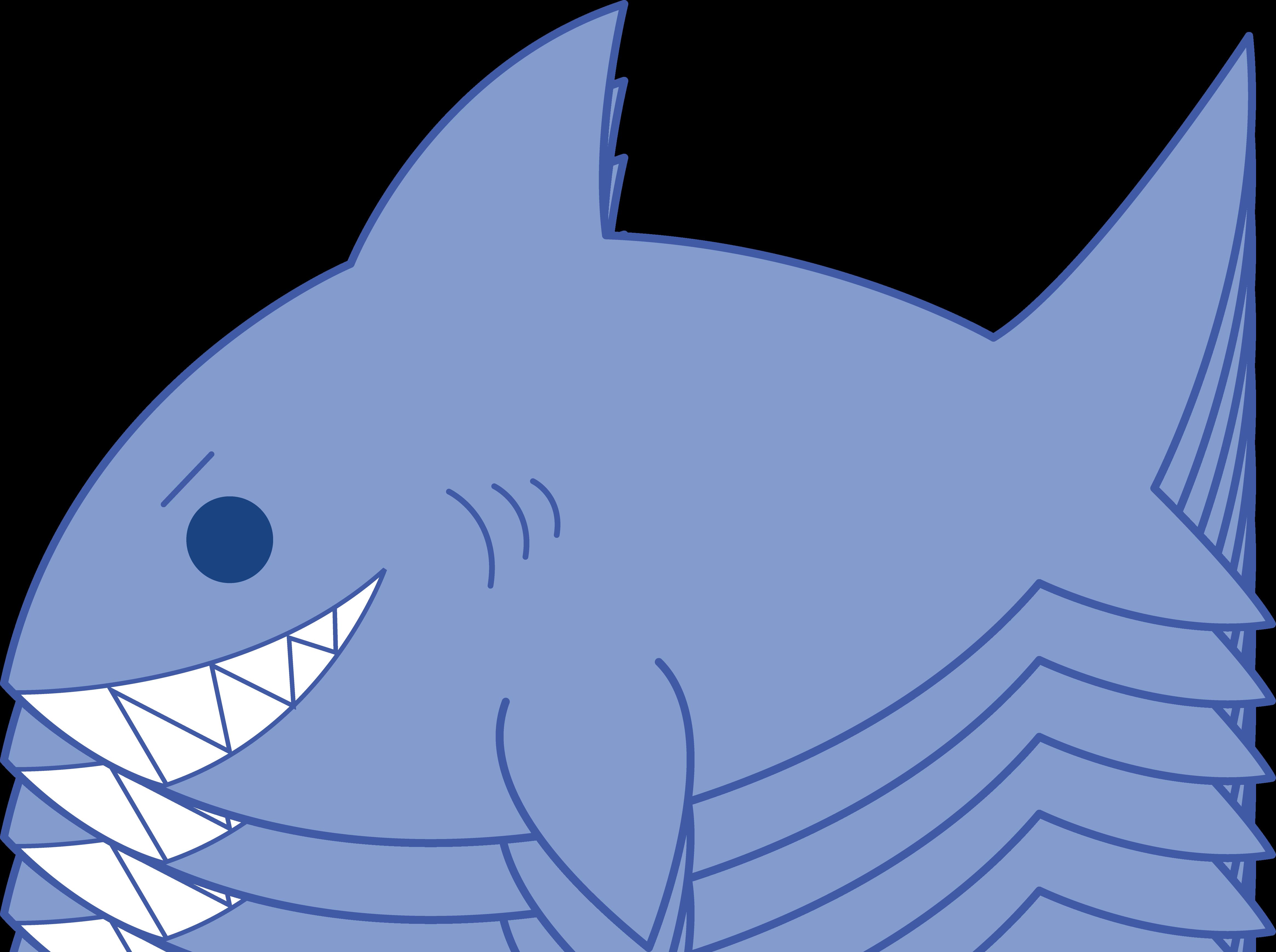 Fin Clip Art Shark Fin Clipart
