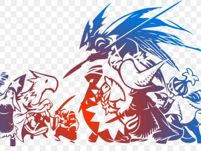 Final Fantasy Clipart transparent
