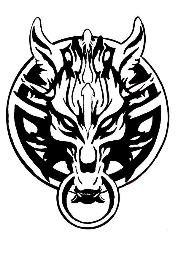 final fantasy wolf by goldenstargraphics ClipartLook.com