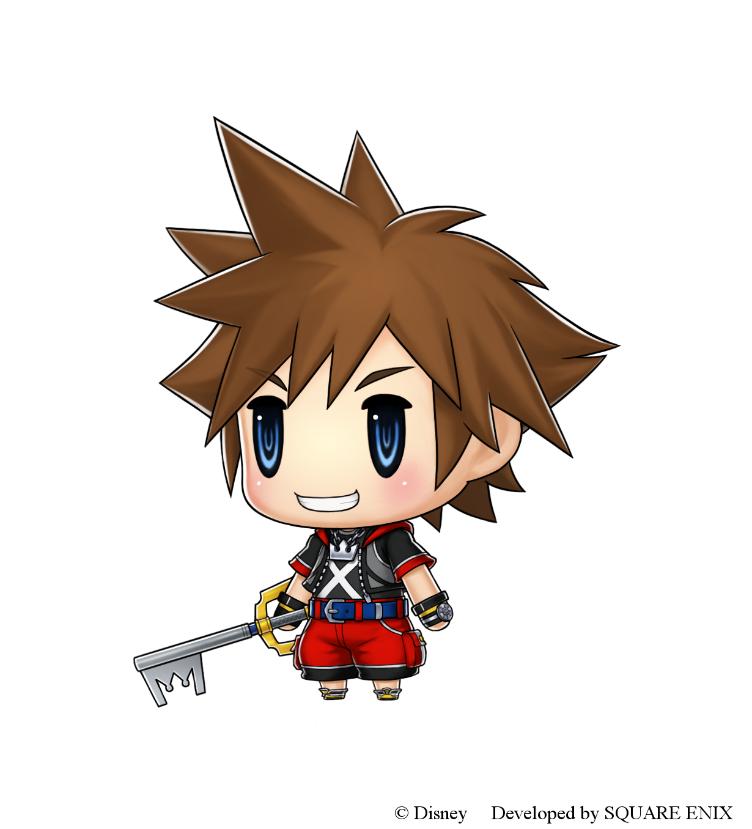Sora Coming To World Of Final Fantasy