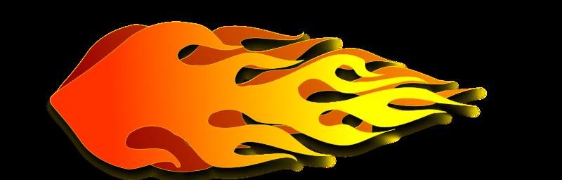 fire flames clipart