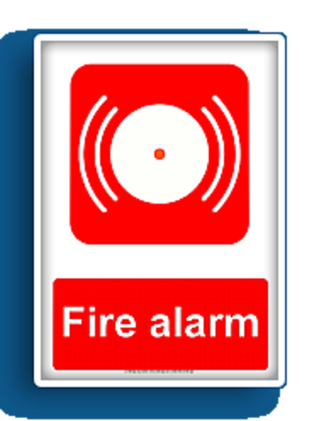 Fire Alarm Free Clipart #1