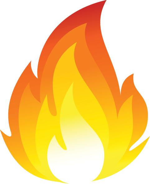 Fire Clip Art u0026middot; fire clipart