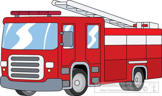 Firetruck Clip Art