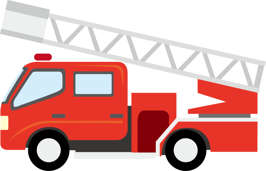 Free Fire Truck Clipart