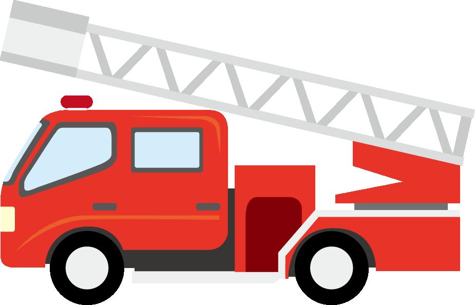 Fire truck firetruck clipart .