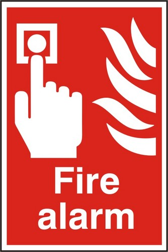 Fire Warning Signs - Clipart library