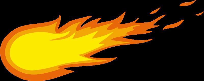 Fireball Clipart