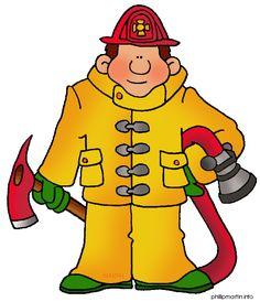Kết quả hình ảnh cho firefighter clipart Lính Cứu Hỏa, Lính Cứu Hỏa, Làm