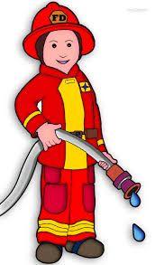 Kết quả hình ảnh cho firefighter clipart Lính Cứu Hỏa, Trang Tô Màu, Thứ