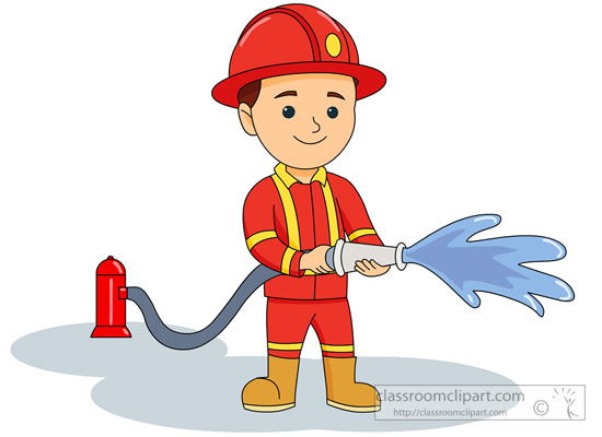 Fireman clip art images illustrations photos