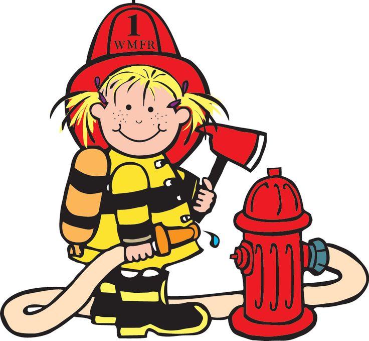 Fireman clipart❤
