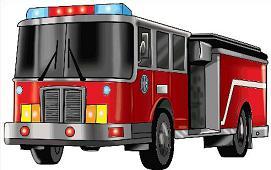 Firetruck fire truck clipart .