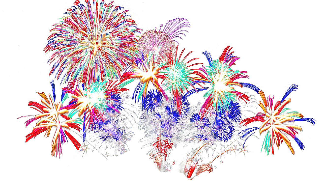 Fireworks Clipart PNG image - Fireworks Clipart 703