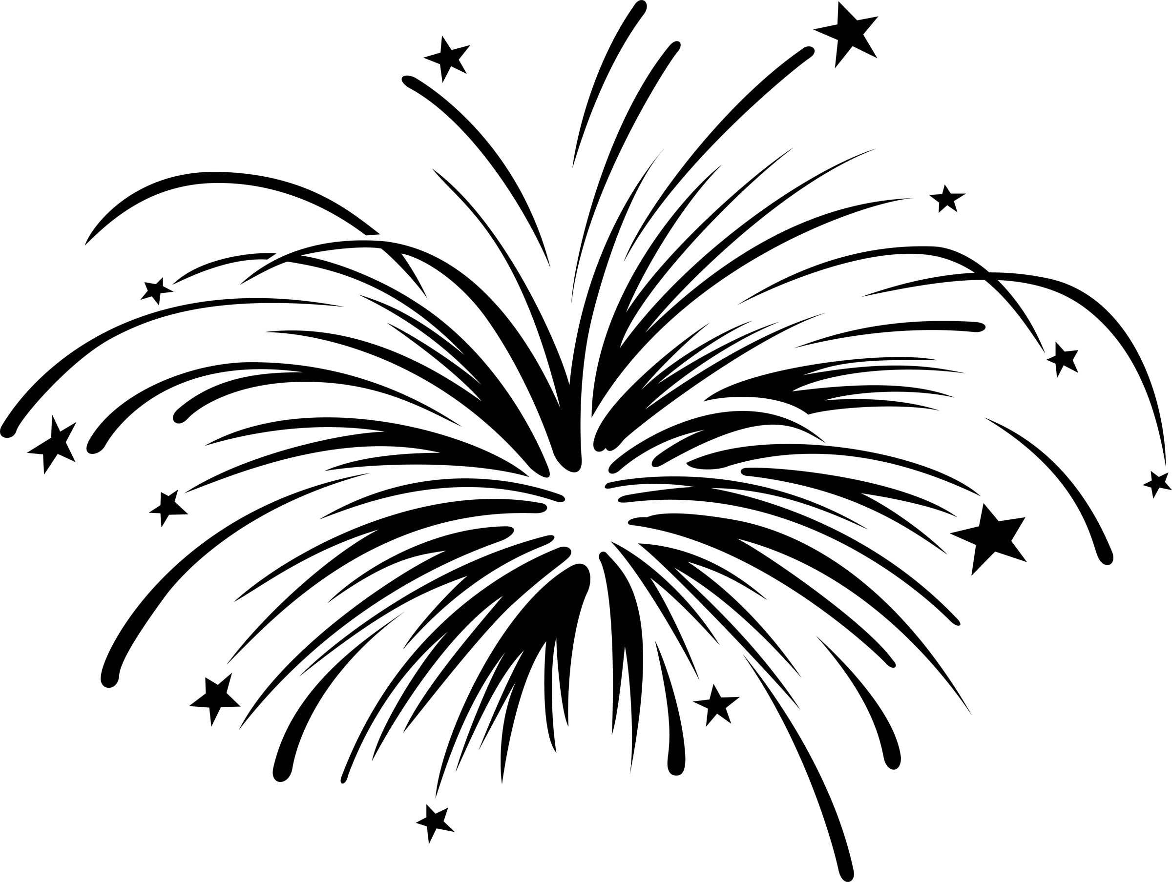 Fireworks Clipart With Animation | Clipart Panda - Free Clipart Images