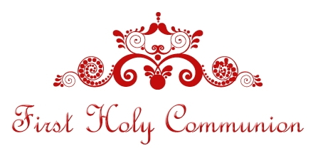 First Communion, Clip Art by Theme