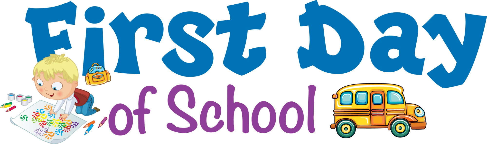 First Day Of School Images | Free Download Clip Art | Free Clip .