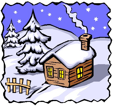 First Day Of Winter Clipart