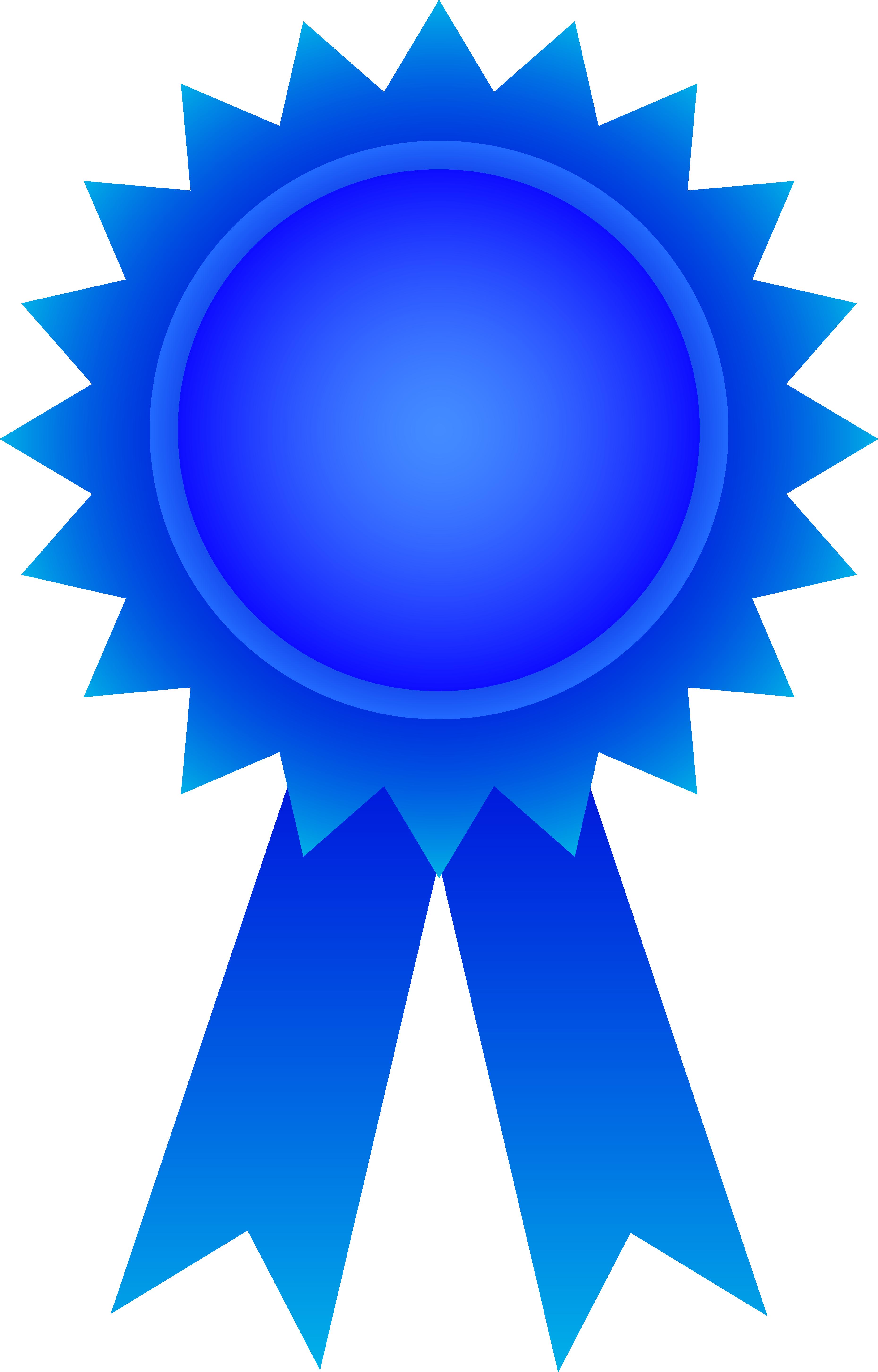 First Place Ribbon Clipart. Purple Award Ribbon Clipart .