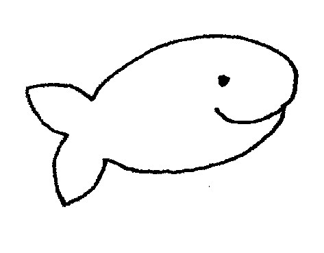 clip art fish black and white fish black and white cute fish clip art black  and white free space clipart