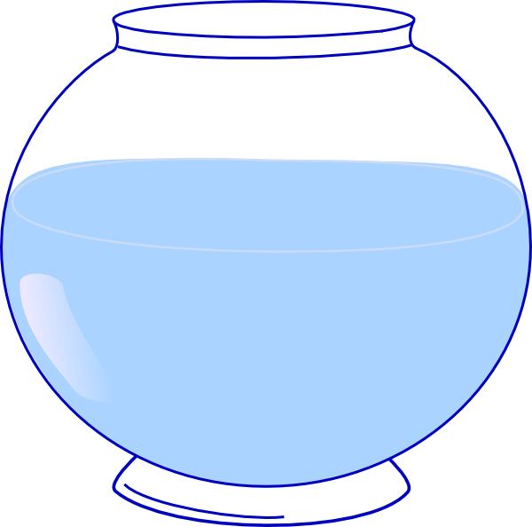 Fish Bowl Clipart This Image As: