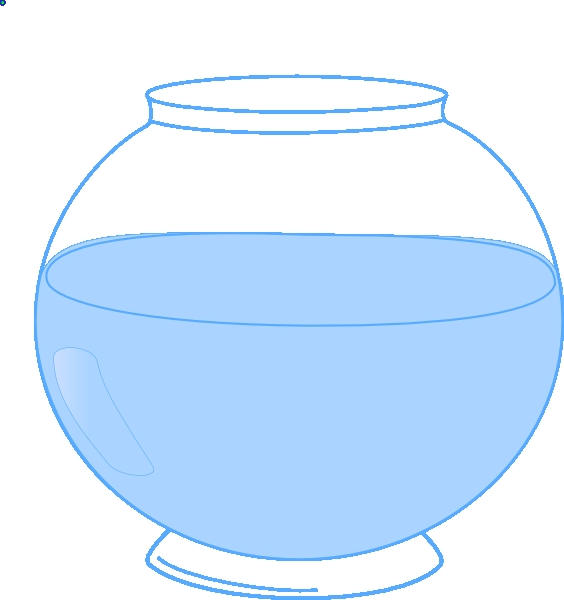 Fish Bowl Clip Art Fish Bowl Clip Art Clipart Image Fishbowl Free Clipartix  Templates