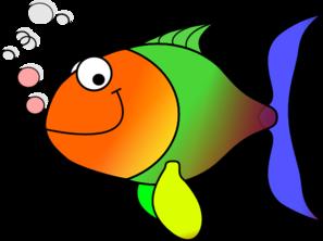 Fish Clip Art Vector