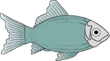 Fish Clipart - Dr. Odd