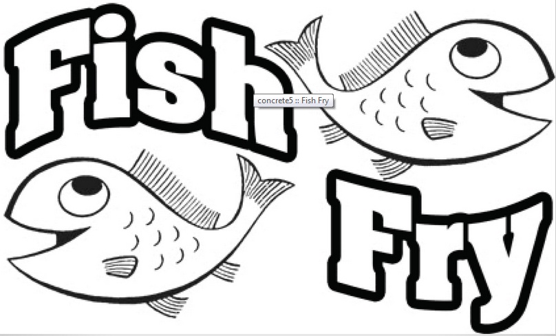Fish Fry Clipart Free