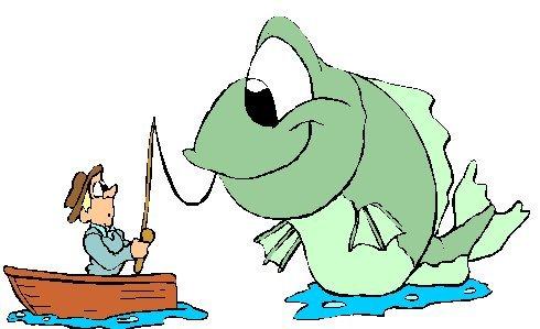 fishing clipart - Fishing Clipart