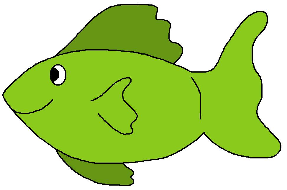 Fishing cartoon fish clip art .