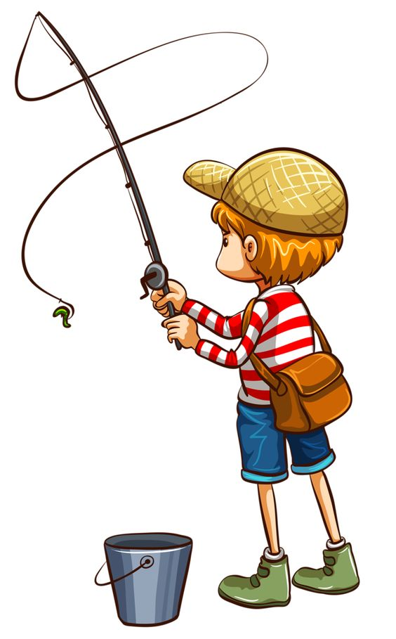 Fishing clipart on clip art fish and fishing