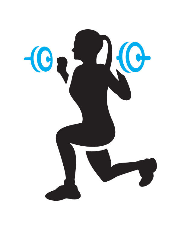 Clip art fitness pictures clipart clipartcow image