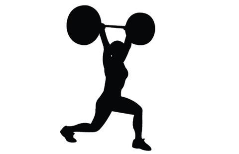 fitness clip art #60