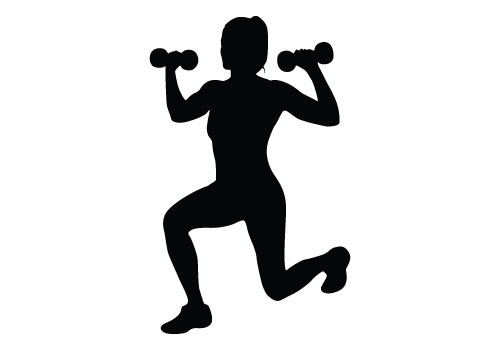 Fitness clip art clipartbold
