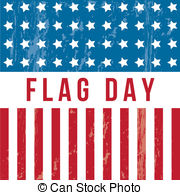 flag day background, united states. vector illustration flag day Clip Artby ...