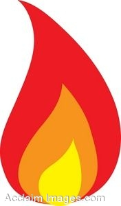 Clipart Flame Clipart
