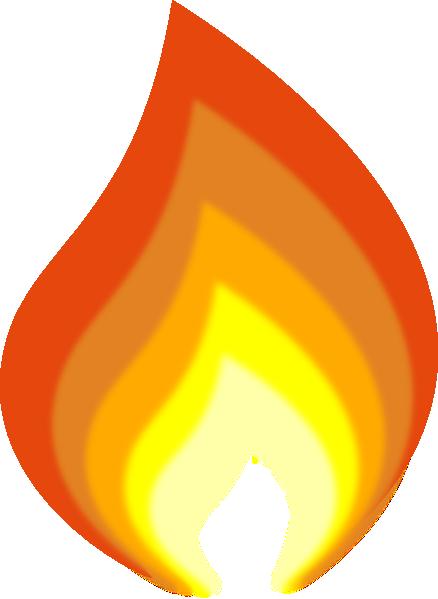 Flame Clip Art