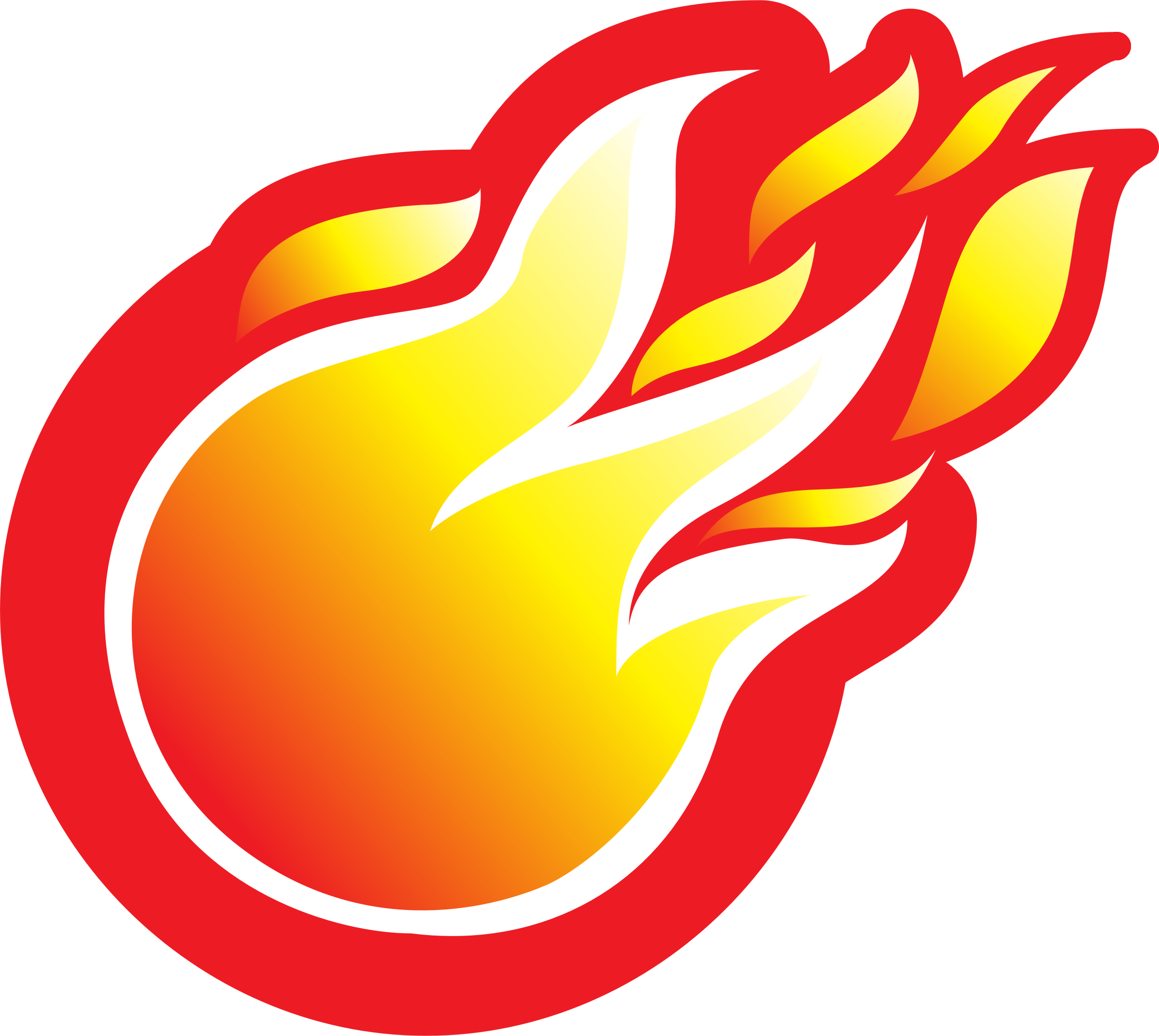Flame Clipart - PNG Image #4341