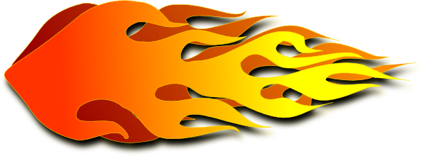 Flames clipart clipart kid 2