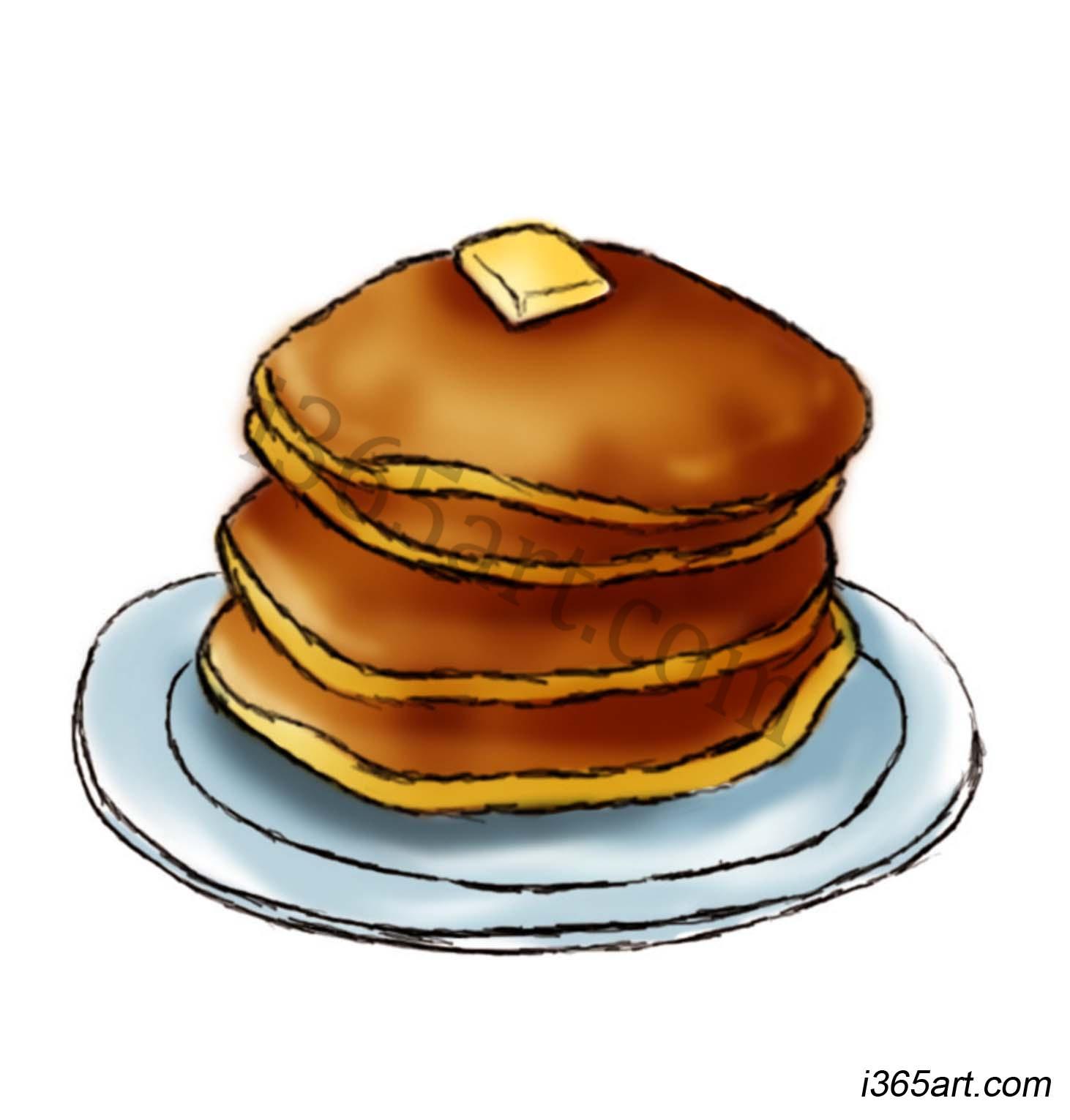 Flapjack Pancakes