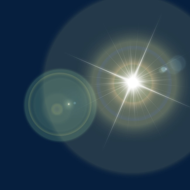 lens flare, Light Source, Sunlight, Aperture PNG Image and Clipart