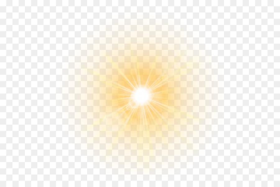 Light lens flare clip art